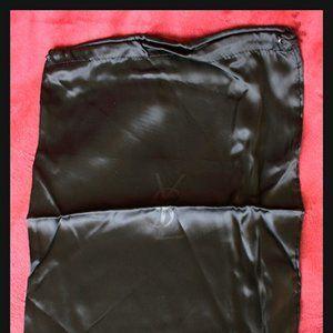 Yves Saint Laurent cloth drawstring shoe bag